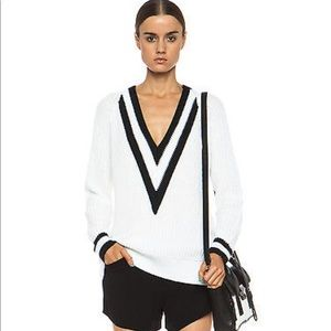 Rag & Bone Talia Deep V Sweater